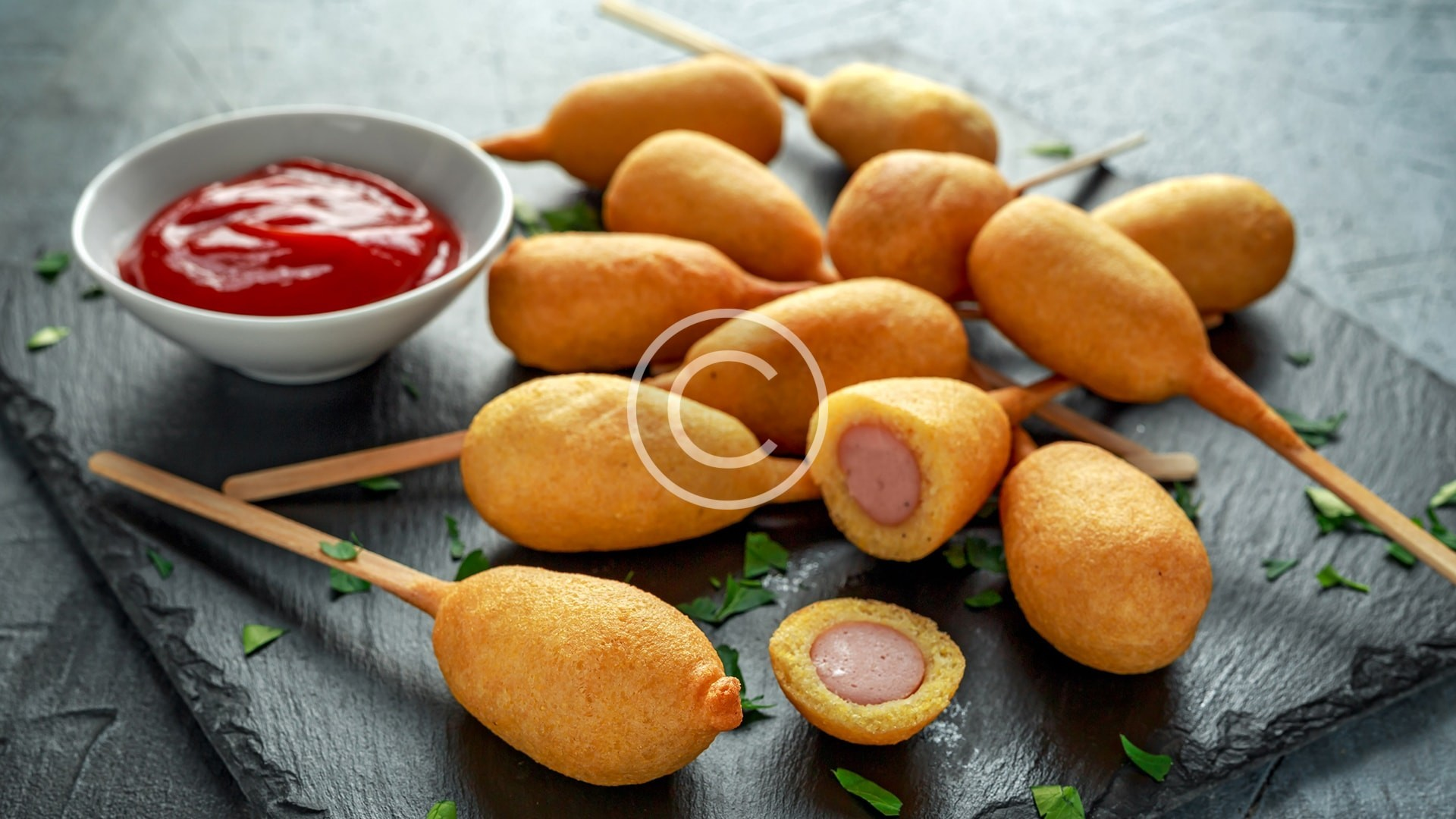 Mini Corn Dog